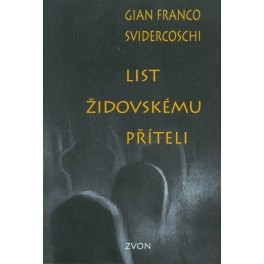 List židovskému příteli - Gian Franco Svidercoschi