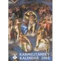 Karmelitánský kalendář 2000