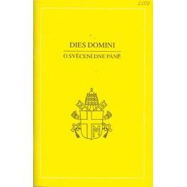 Dies Domini. O svěcení dne Páně - Jan Pavel II.