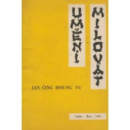 Umění milovat - Jan Čing Hsiung Vu