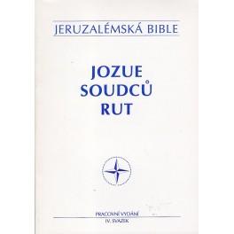 Jozue Soudců Rut