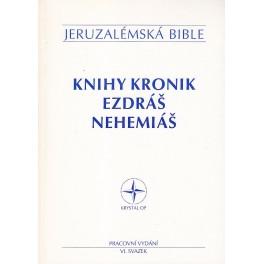Knihy Kronik Ezdráš Nehemiáš