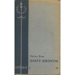 Svatý Jeronym - Václav Zima