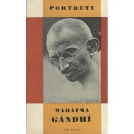 Mahátma Gándhí - Jan Pilát