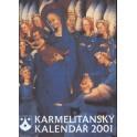 Karmelitánský kalendář 2001