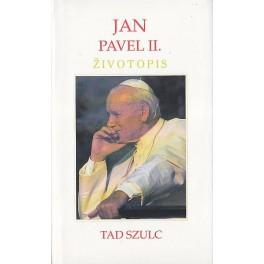 Jan Pavel II. životopis - Tad Szulc