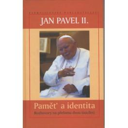 Paměť a identita - Jan Pavel II.