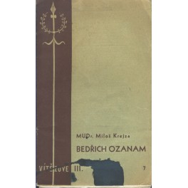 Bedřich Ozanam - MUDr. Miloš Krejza